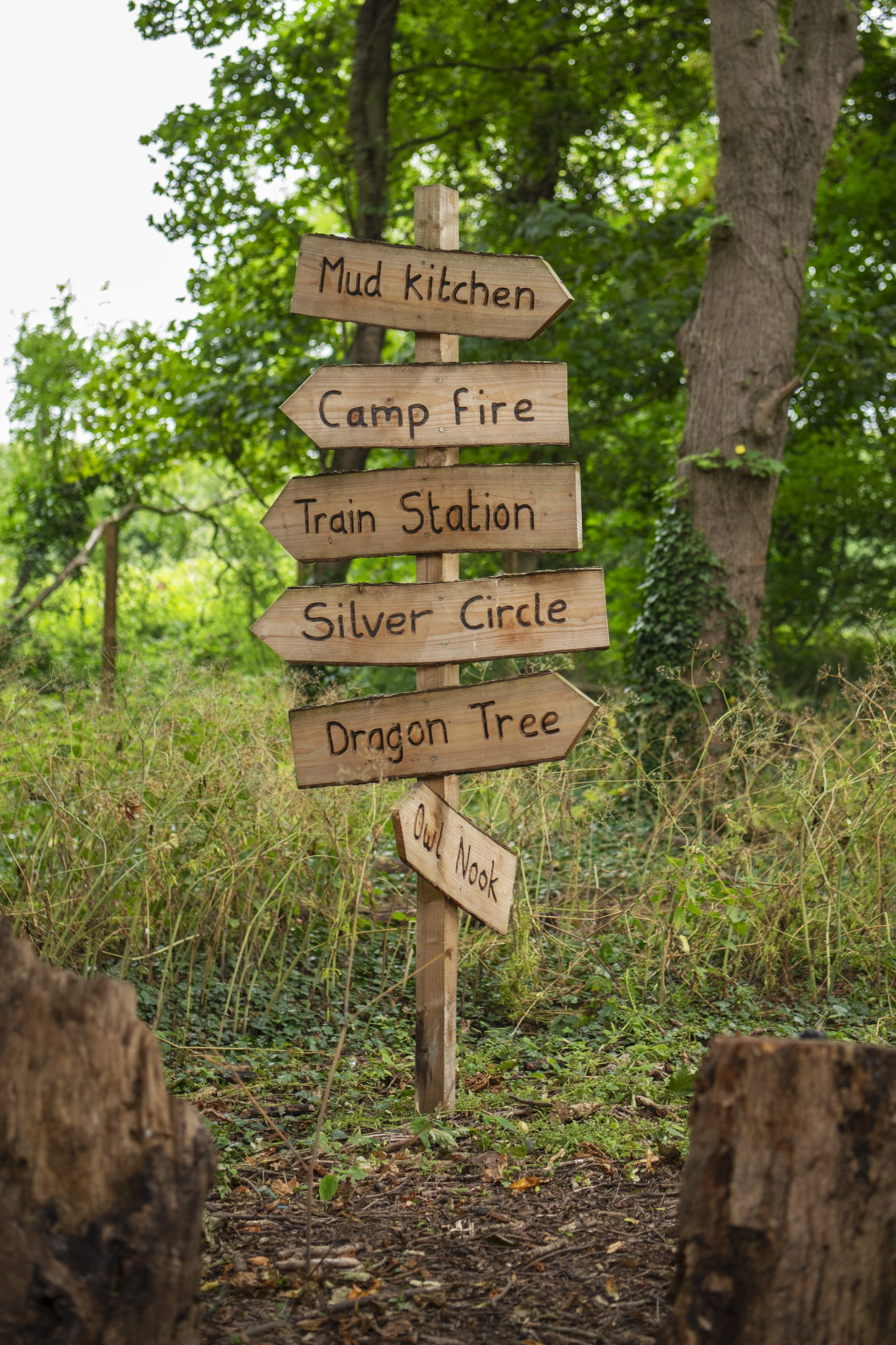 Forest School & Woodlands Experience
